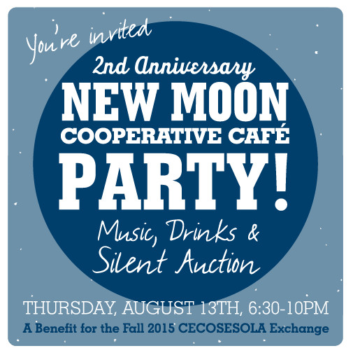 New Moon Cooperative Cafe